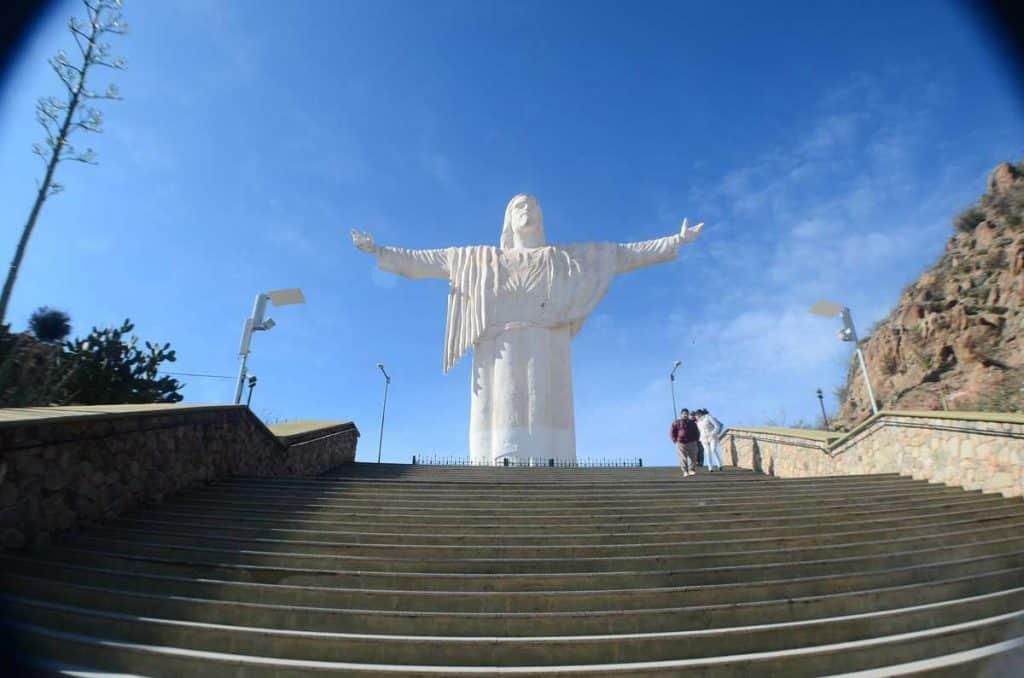 Cristo del Portezuelo, Chilecito, La Rioja