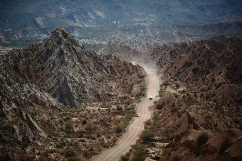 El rally Trophée Roses des Andes se corre nuevamente en Salta