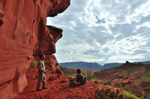 Reserva Los Colorados, un lugar para disfrutar de la naturaleza
