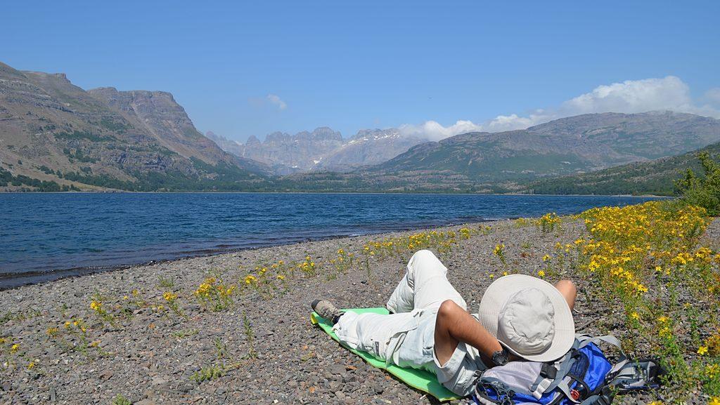Lagunas_de_Epulafquen_-Area Natural Protegida Epu lasquen - Neuquen-Por El_Trekkista