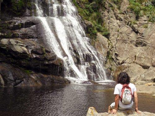 Conocé la cascada mas alta de Córdoba