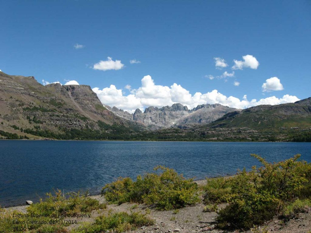 Lagunas de Epulafquen -Area Natural Protegida Epu lafquen - Neuquen