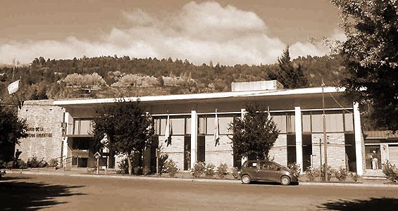 Edificio de Banco Nación, San Martín de los Andes