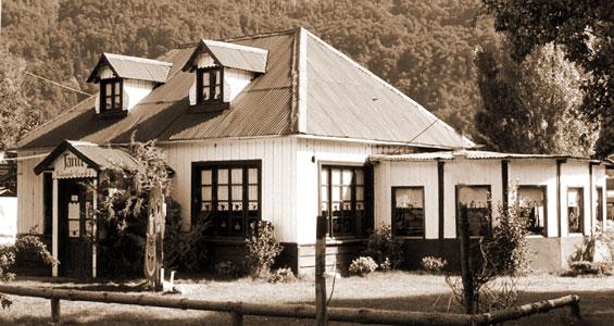 Casa Chidiak, San Martín de los Andes