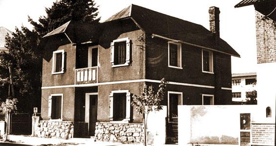 Casa Gingins, San Martín de los Andes