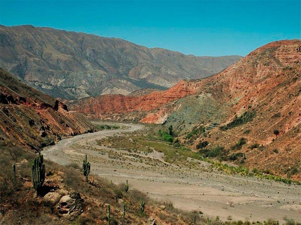 Quebrada de Escoipe, Salta