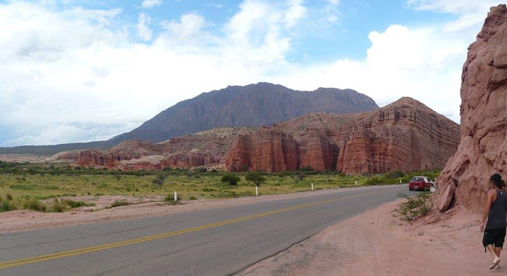 Los Castillos - Quebrada de las Conchas - Salta