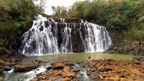 El Salto Yasy en Misiones, naturaleza pura