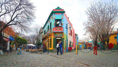 El Caminito de La Boca, un imperdible de Buenos Aires