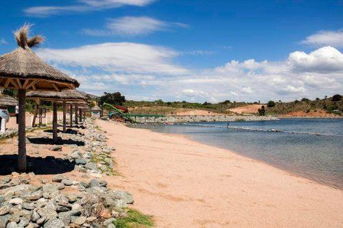 El Dique Piscu Yaco, un atractivo escenario natural de San Luis
