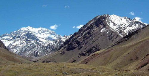 Los 5 picos mas altos de Argentina