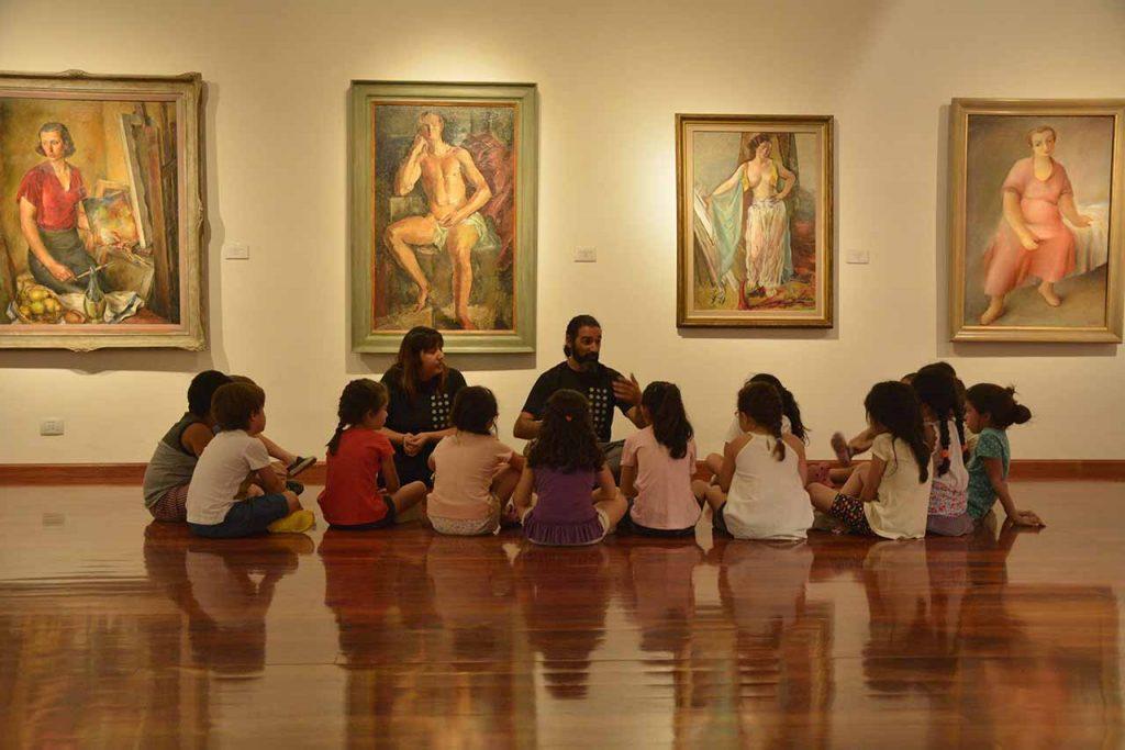 Museo Provincial de Bellas Artes Franklin Rawson, San Juan