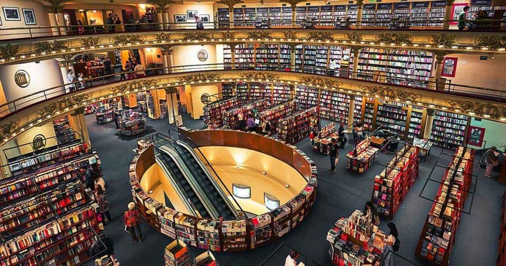 Librería El Ateneo Grand Splendid, Buenos Aires