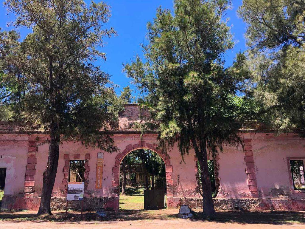 Isla Martín García, Buenos Aires - foto:Ministerio-de-Cultura-de-la-Nación