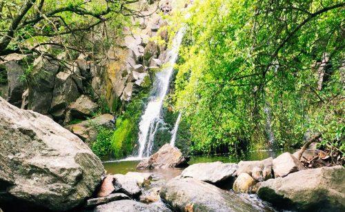 Reserva Natural La Cascada en Santa Rosa de Calamuchita, un lugar mágico