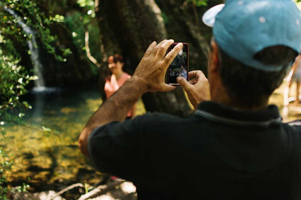 Reserva Natural La Cascada, Santa Rosa de Calamuchita, Córdoba - foto @turismostarosa