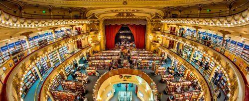 El Ateneo Grand Splendid, la librería más linda del mundo