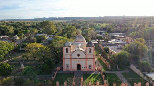 Villa Tulumba, un pueblo realmente auténtico en Córdoba